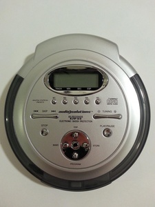 Audio Solutions Portable CD Player C17H2295