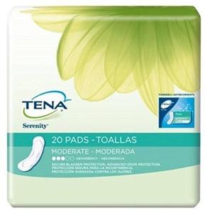 Tena Slip Tena Serenity Moderate Regular 120/Case by Tena Slip