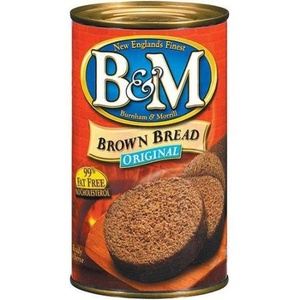 B&M Bread Brown Original 16-Ounce (Pack of 3) by B&M