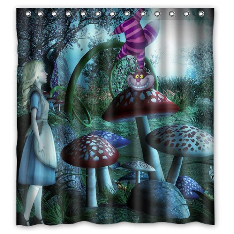 alice in wonderland bathroom gallery | decor8rgirl