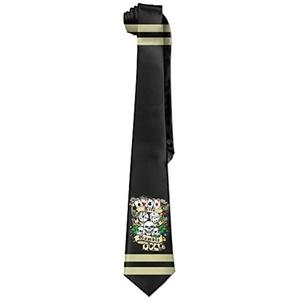 ReBorn Poker Life Gamble Mens New Business Silk Wide Ties Necktie