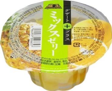 Zao HighlandFarm dessert plus mix jelly 160gX12 pieces by Zao Plateau