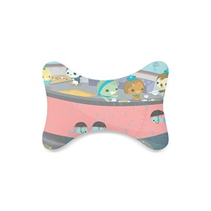 Octonauts Gup Custom Car-Seat Neck Pillow Travel Pillow Neck Rest Cushion (Only One)