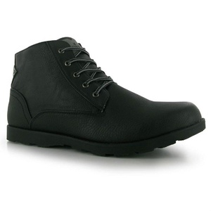 Mens Soviet Remix Boots Shoes Black (UK 10 / US 10.5)