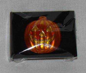 Avon Halloween Pumpkin Motif Pin