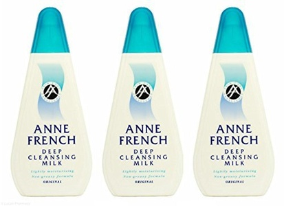 Multibuy 3x Anne French? Deep Cleansing Milk 200ml by Anne French