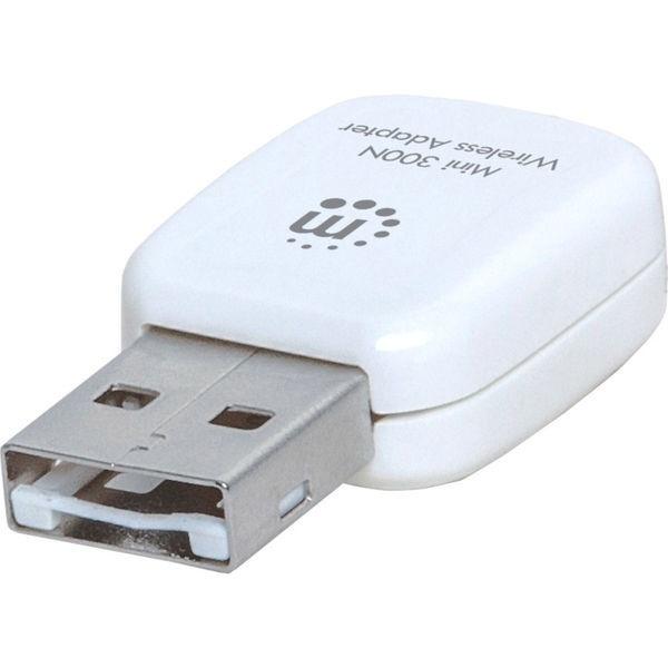 Manhattan 300N Wireless USB Mini Adapter