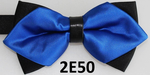 2016 Latest Bow Ties Solid Color Butterfly Men Suits For Wedding Dresses Deep Blue Bowties