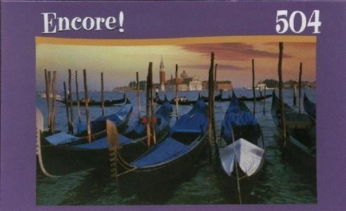 Encore 504pc Puzzle - Venice Italy by Encore