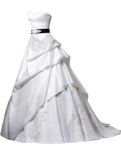 Rachel Weisz Women's Elegant Sweetheart Ruffles Appliques Wedding Dresses Bride Ball Gown Ivory US14