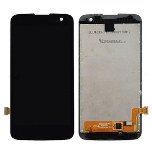 New LG K4 K130 Touch Digitizer Screen + LCD Display Assembly Black