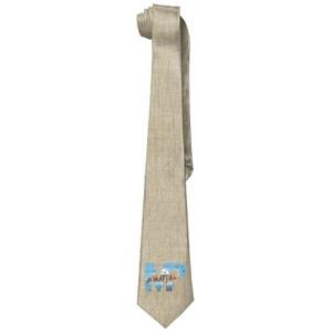 ReBorn Phelps Mens New Business Silk Wide Ties Necktie