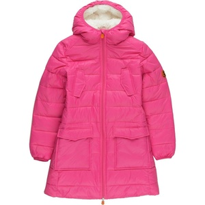 Save The Duck Giga Faux Fur Jacket - Girls' Azalea Pink, 14