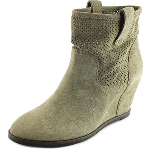 Sole Society Keyla Women US 11 Tan Ankle Boot