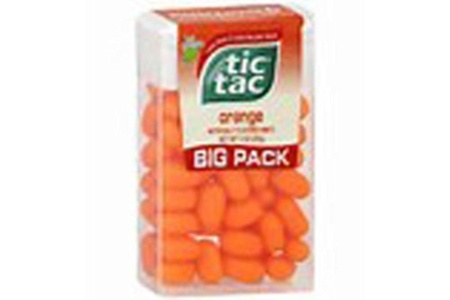 Tic Tac Orange Big #5773 (Pack of 12) by Tic Tac