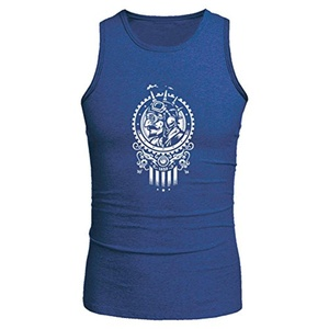 Steampunk_1852 for Men Printed Tanks Tops Sleeveless T-shirt