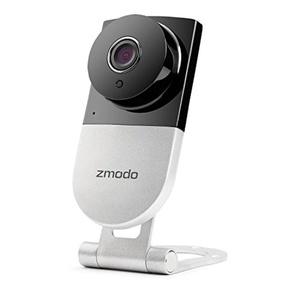 Zmodo 720p HD Wireless Home Security Camera with Two-way Audio
