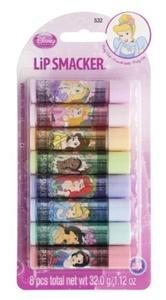 Lip Smacker Disney Princess Lip Balms Pack of 8 by Disney Princess