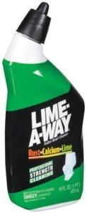 LIME AWAY LIQ, 16 FL.OZ.(1 PT.) 473 mL. by LimeAway Toilet bowel cleaner