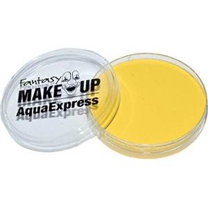 Fantasy Makeup Aqua Express Make-Up, 15 G., Yellow by Fantasy Makeup