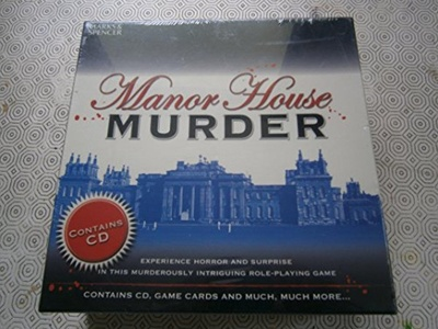 Manor House Murder by MS