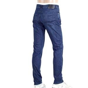 Hugo Boss Slim Fit Washed indigo blue Denim Jeans BOSS5798