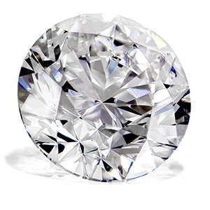 1.50 Ct. | Round | E-Ice Blue Color | SI2 Clarity | U.S. Man Made Diamond