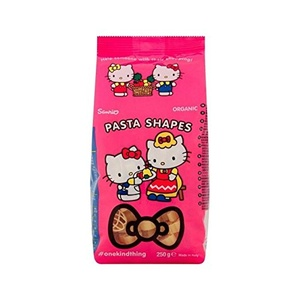 Hello Kitty Organic Pasta Shapes 250g - Pack of 2