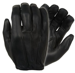 Damascus D20P Dyna-Thin Unlined Leather Gloves with Short Cuffs, Medium by Damascus Protective Gear