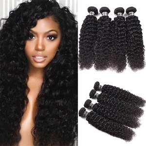 Star Show Hair Malaysian Virgin Hair Jerry Curly 4 Bundles Malaysian Jerry Curly Hair Extensions 100% Unprocessed Human Hair Weave Natural Color (100+/-5g)/bundle (12 12 14 14 inch)