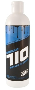 Formula 710 Instant Cleaner Safe On Pyrex, Glass, Metal, and Ceramic by Formula 420 (12oz - Large) by Formula 409