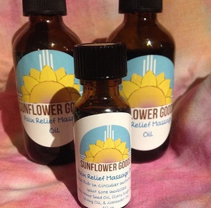 Natural Pain Relief Oil Aromatherapy