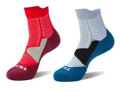 E-SideStep Men's 2-Pack Cushion Crew Socks