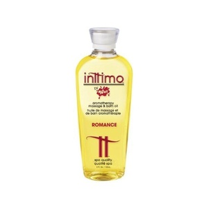 Wet Lubes Inttimo Aromatherapy Oil, Romance, 4-Ounce Bottle by Wet Lubes