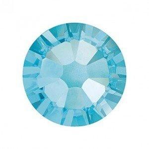 Swarovski Crystal Aquamarine (202) Rhinestone Gems - Small Pack - 2.6Mm (Ss9) 60 In Pack by Swarovski Element