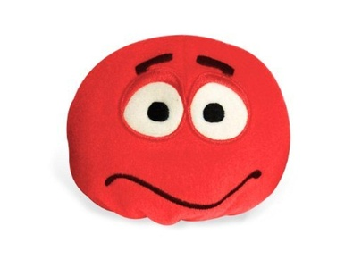 Thumbs Up Emoticon Balls (Red) by Thumbs Up