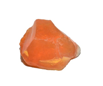 Fire Opal natural rough gemstone 9.63 carat
