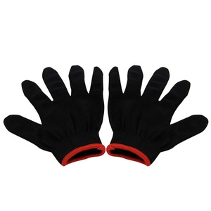 1 Pair Unisex Heat Resistant Heat Blocking Glove for Curling Flat Iron Curling Wand Hair Styling