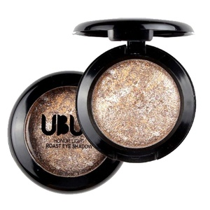 Binmer(TM) UBUB Single Baked Eye Shadow Powder Palette Shimmer Metallic Eyeshadow Palette (05)