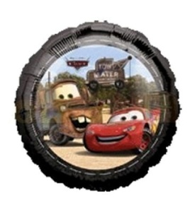 Disney Pixar 18 Cars Mylar Balloon by M-D