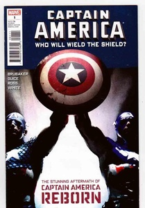 Captain America Who Will Wield the Shield? (2010)