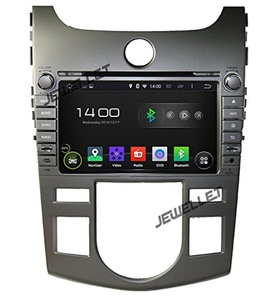 Quad-core 1024600 HD screen Android 5.1 Car DVD GPS Navigation for Kia Forte ...
