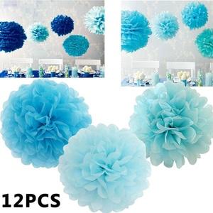 Pom Poms -12Pcs of 10