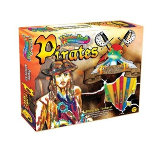 Rainbow Brush Pirates Activity Kit by Rainbow Brush