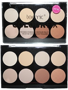 Technic Colour Fix Pressed Powder Contour Palette by Technic