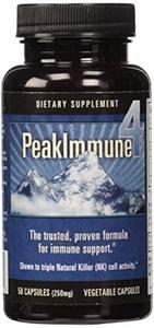 Daiwa Health Development Peakimmune4, 50 Caps, 250 Mg by Daiwa Health Development