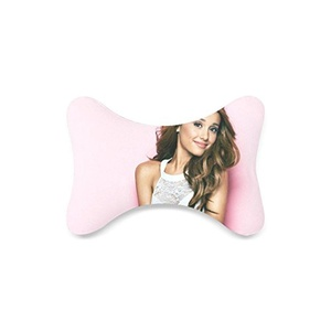 Ariana Grande Custom Car-Seat Neck Pillow Travel Pillow Neck Rest Cushion (Only One)