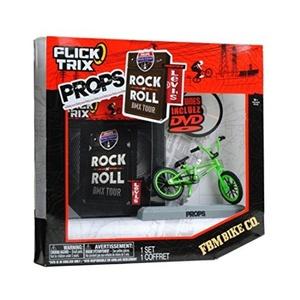 Flick Trix Props [Rock 'n Roll BMX Tour] by Flick Trix