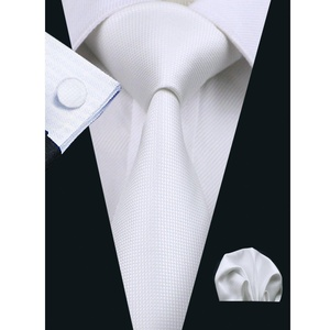 Hi-Tie Men's Fashion Tie Set for Party Business