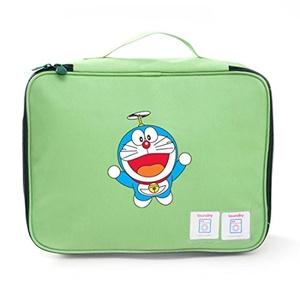 Aoapp Cartoon Doraemon Oxford Portable Storage Bags Travelling Cosmetics Organize Bag